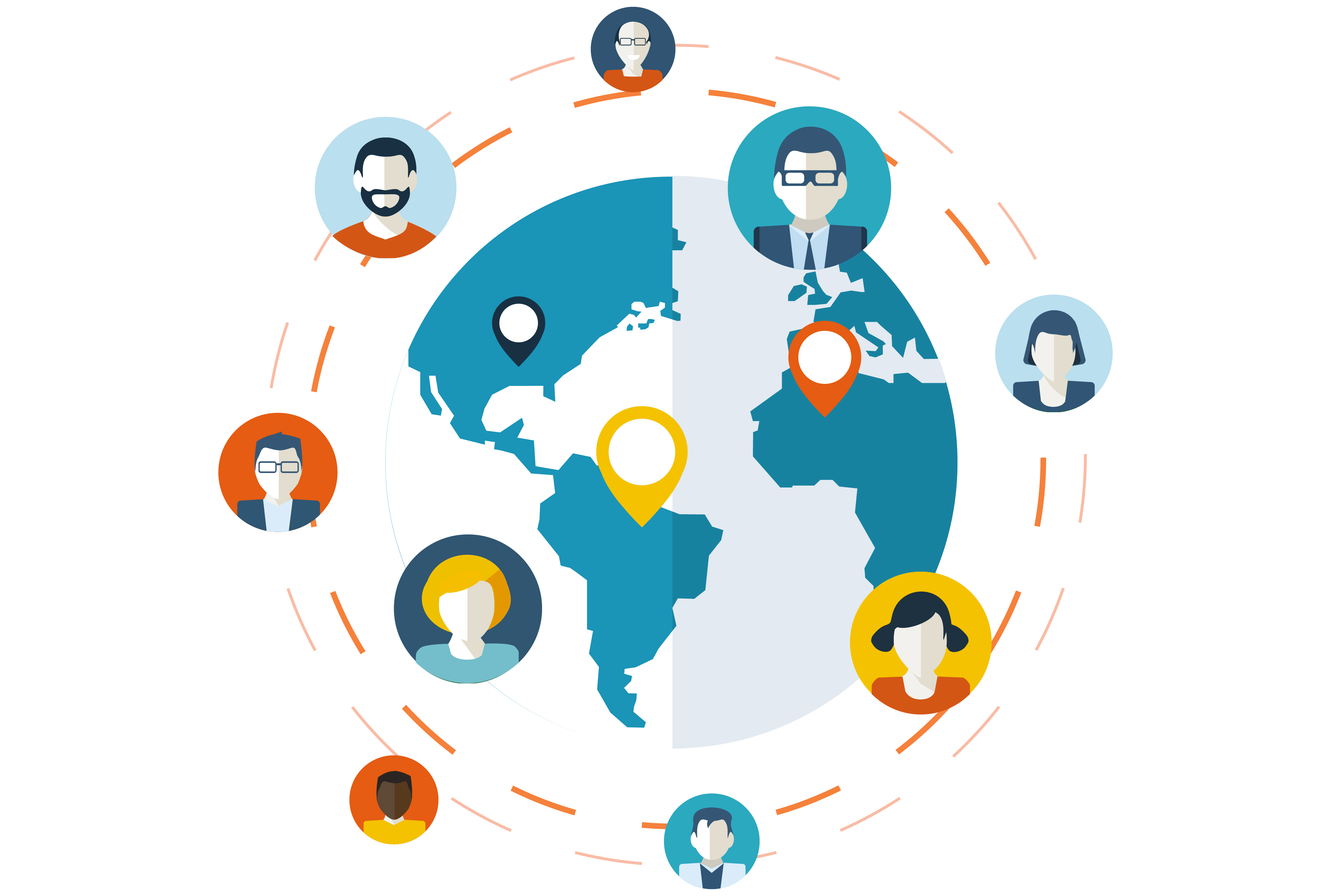 building multilingual support into your service desk without difficult hiring
