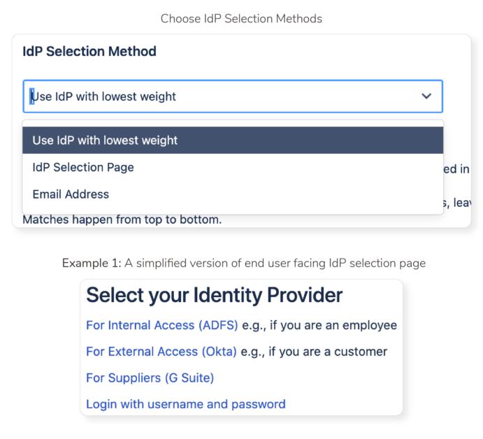 IdP Selection Methods-01