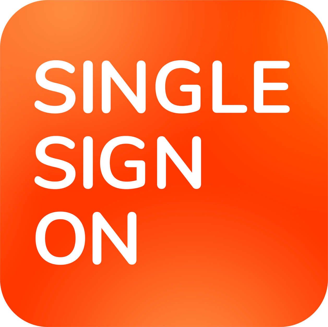 SAML Single Sign On