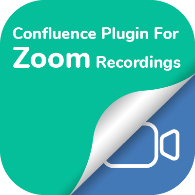Confluence Plugin For Zoom Recordings logo